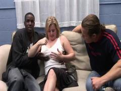 Horny Blair Williams rammed in her pussy