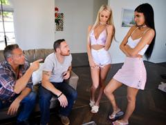 Brother Blackmail Step Sister 03