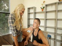 CASTINGCOUCH-X Petite blonde Kenzie Kai fingered and fucked